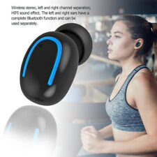 Hot Wireless Earbud TWS Mini True Bluetooth 5.0 Stereo Bass In-Ear Headset New