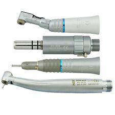 NSK W&H Dental LED High Speed PANA MAX 2 4 Hole Low Speed Contra Angle Handpiece