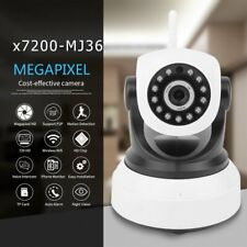 Wireless WIFI Home Baby Monitor Pan Tilt HD 1080P CCTV IP Camera Night Vision ZW