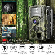 HC800A 16MP 1080P HD Video Hunting Camera Night Vision 42LEDs IR Trail Cam Trap