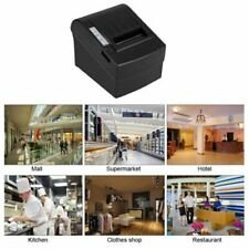 POS-8220 Portable Wireless WIFI POS Thermal Receipt Printer 80mm Auto Cutter