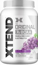 Scivation Xtend Intra Workout Powder with 7g of BCAAs to Build Muscle 90 serving