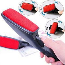 Fur Pet Hair Lint Remover Cleaner Magic Cloth Fluff Fabric Brush Reusable T1G3A