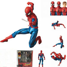 """New 6"""" Marvel Spider-Man Comic Ver Action Figure Toy Birthday Gift Boy Hot"""