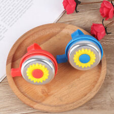 1Pc Kids Bicycle Handlebars Bell Bike Bell Horn Sound Alarm Bell Rings Funny KW
