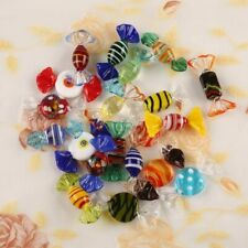 Retro Murano Glass Sweet Candy Wedding Christmas Party Home Decoration Kids Toy