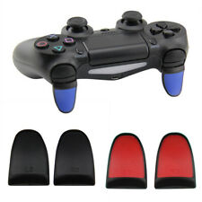 2Pcs L2 R2 Trigger Extended Button Cover For Playstation PS4 Slim Controller