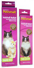 SENTRY HC Petromalt Cat Flavored Hairball Relief Remedy