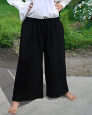 Renaissance Pirate Medieval Costume Pants ToBeAPirate.com