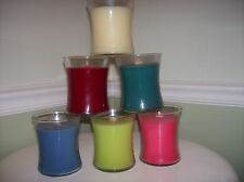 WoodWick Candles 10oz~various scents~new spring scents