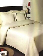 A Cream Bedspread/throw Single, Double and king size