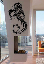 Large Asian Chinese Oriental Dragon Wall Vinyl Decal