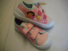 Dora Canvas Shoes Pink Brand New All Sizes Available