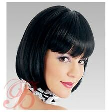 NEW RISQUE Full Wig Straight Bob BLISS Color Choice