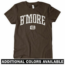 B'MORE Women's T-shirt - Area Code 410 Baltimore The Wire S-2XL