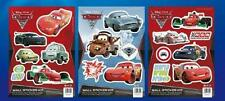 Disney Wall Stickers - Cars 2  - Choice of 3 Designs