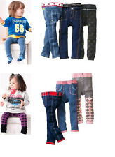 Choose 1 pcs Baby Girl Boy Toddler Kid Jeggings Leggings Tight Leg Warmer 6m-5Y