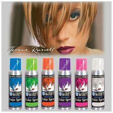 Jerome Russell B wild!!! Temporary Hair Color Spray 3.5 oz (Pick ur Color)