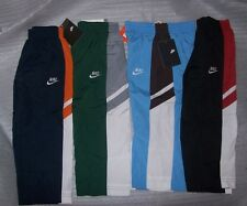 NIKE BOYS BASKET BALL/JOGGING PANTS BLUE,GREEN, OR BLACK ALL NEW WITH TAGS