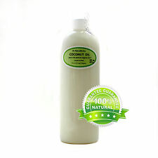 ORGANIC PURE COCONUT OIL 92 DEGREE RAW *FREE S&H!* 2 4 8 12 16 24oz..up to GALL