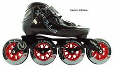 Vanilla Assassin Inline Speed Skates Size 5 - 13
