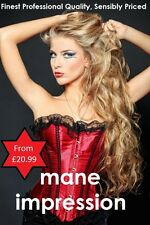 Clip in Hair Extensions, Remy Human Hair, Full Head Sets & Hair Dazzle, Tinsel