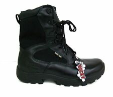 Rocky 1576 ProLight Waterproof Gore-Tex Duty Boot Black Leather/Cordura Nylon