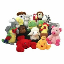 Multipet Look Who's Talking Dog Toy with REAL ANIMAL Sound Small / Medium