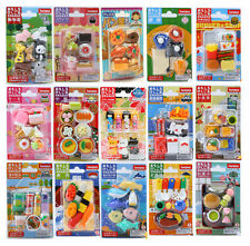 IWAKO JAPANESE ERASERS Special Set - Blister-Pack