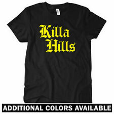 KILLA HILLS T-shirt - Gothic - Staten Island New York NYC Wu Tang - Women S-2XL