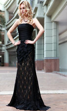 Empire Ball/Cocktail/Formal/Evening Dress IN STOCK size 6 -14