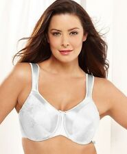 BALI by PLAYTEX Satin Tracings & Jacquard Minimiser bras Style 3562