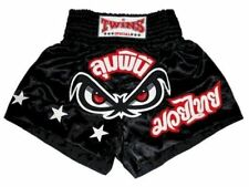 TWINS SPECIAL MUAY THAI BOXING SHORTS NO FEAR LUMPINEE