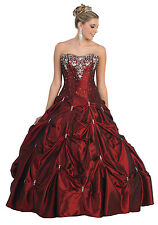 Formal Quinceanera Dress Special Occasion Debutante Prom Princess Ball Gown