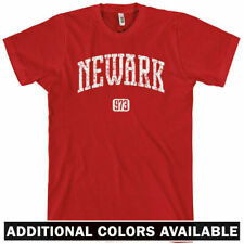 NEWARK 973 T-shirt - Area Code 973 - New Jersey NJ Brick City Rutgers - XS-4XL
