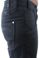 NEW MENS ETO EM203 NAVY STRAIGHT LEG  BRANDED CHINOS. . RRP £45. LATEST ARRIVALS