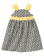 Gymboree NWT Bee Chic Daisy Swing Dress 12 18 24 months 2T 3T 3 5T 5 new