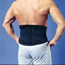 BIOflex Magnetic Lumbar Support Low Back Relief Brace Wrap Pain Reliever Magnets
