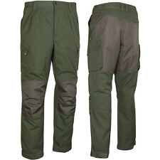 Jack Pyke Hunter Green Hardshell Waterproof Countryman Trousers Shooting Hunting