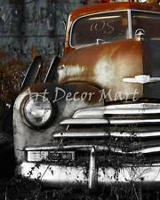 47 Chevy Fave - CANVAS OR PRINT WALL ART