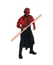 STAR WARS DARTH MAUL DELUXE MUSCLE CHEST ADULT COSTUME LICENSED 880675 STD, XL