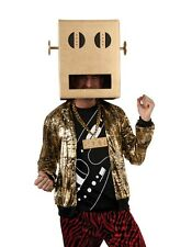 LMFAO SHUFFLE BOT PARTY ROCK ANTHEM ADULT COSTUME LICENSED 880925 STD, XL
