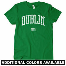 Dublin Women's T-shirt - Ireland Irish Baile Atha Cliath Eire Ladies - S to 2XL