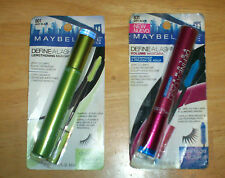 MAYBELLINE DEFINE-A-LASH mascara NIP CHOOSE PRODUCT