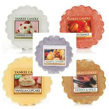 Yankee Candle Wax Tart  VARIETY FOOD & SPICE Fragrances