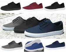 NEW MEN'S CANVAS SKATE SHOES HAWK