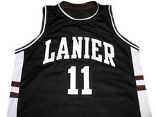 MONTA ELLIS #11 LANIER HIGH SCHOOL JERSEY BLACK - ANY SIZE