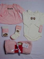 Gymboree NWT Mischievous Monkey Shirt socks tights Bodysuit socks U Pick