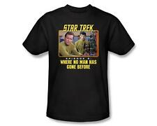 Star Trek Original Series Episode 2 Where No Man Has Gone Before Tee Shirt S-3XL