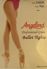 Girls Footed Ballet Tights Professional Grade  Costume Dance (248)